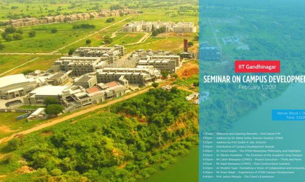 Seminar on Campus Development