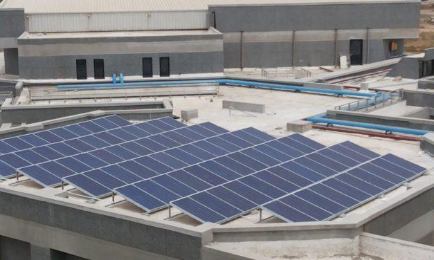 Campus Feature – Solar Panels