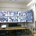 Campus Feature – Security Wall