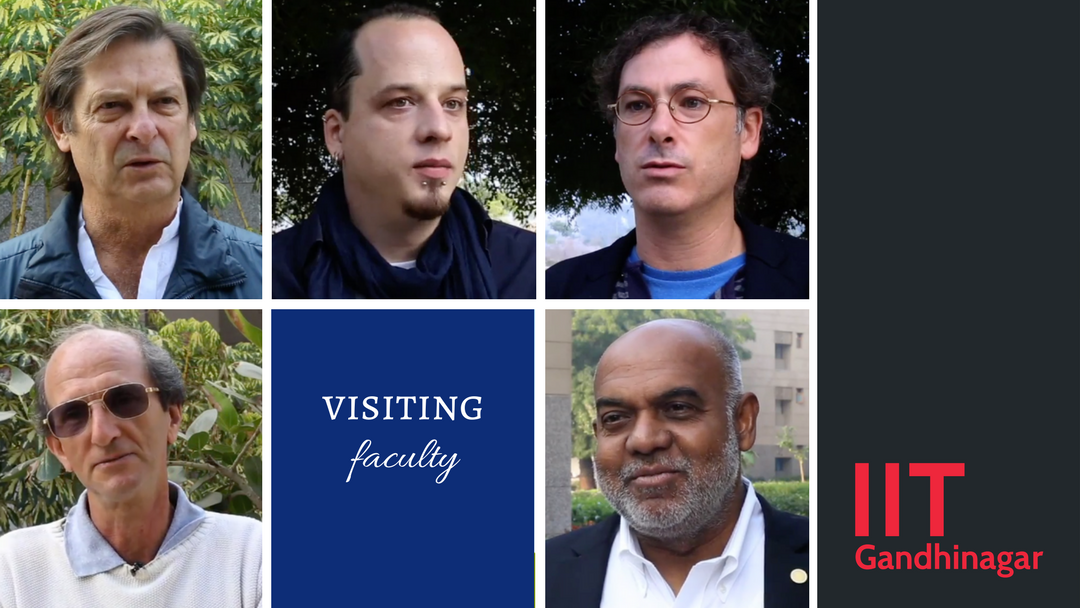 Meet Our Visiting Faculty