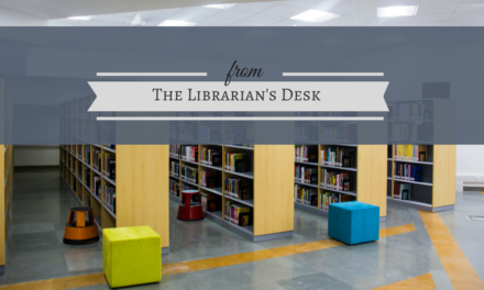 Library Roundup – Featuring Nirmal Verma