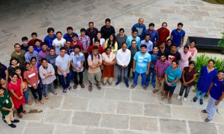 Discovering graph theory and algorithms at ACM India Summer School