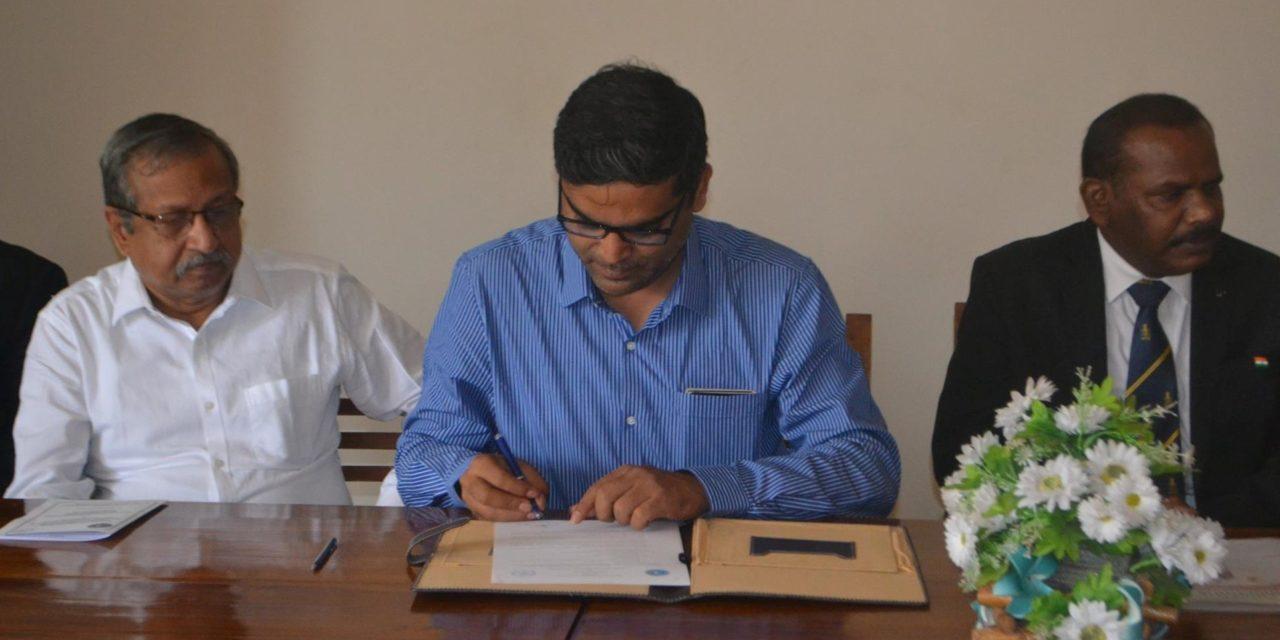 MoU with University of  JAFFNA