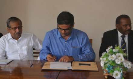 MoU with University of  JAFFNA