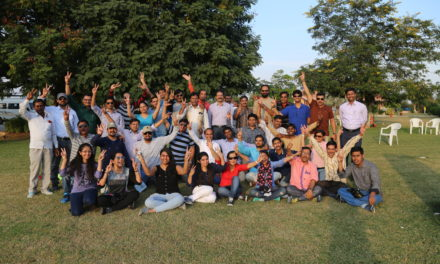 Forging healthy peer relationships at IITGN