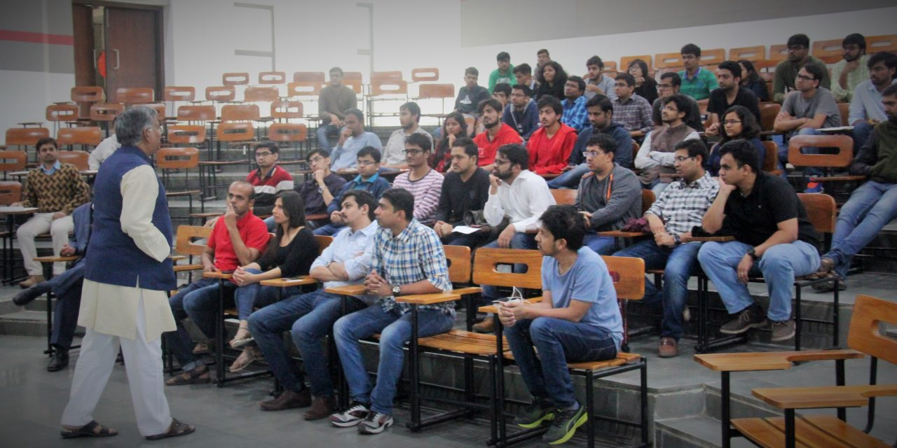 IITGN alumni's 'Homecoming 2017' a weekend to remember