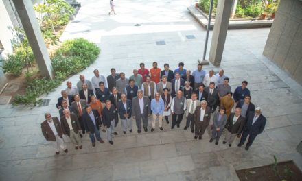 Academicians and industrialists discuss IITGN's way forward