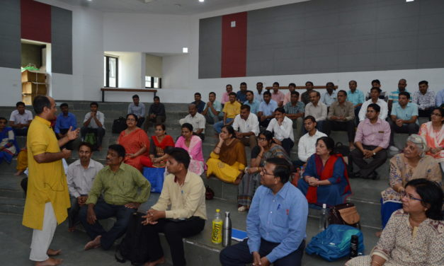 Kendriya Vidyalaya Sangathan (KVS) workshop