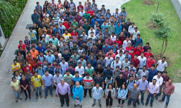 As 194 students join the BTech programme 2018-22, the rigorous and fun Foundation Programme begins
