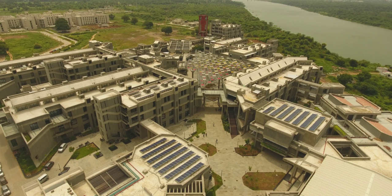 IITGN receives 5-star GRIHA LD rating