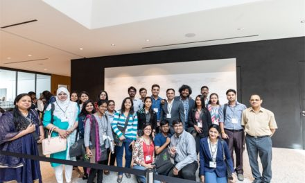 IITGN student at 68th Lindau Nobel Laureate Meeting