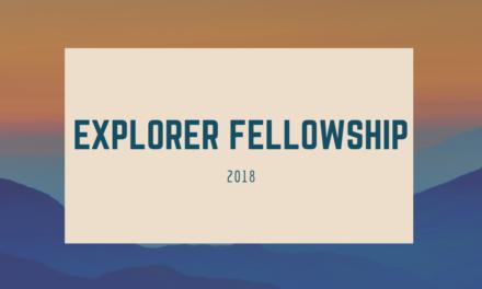 Explorer Fellowship