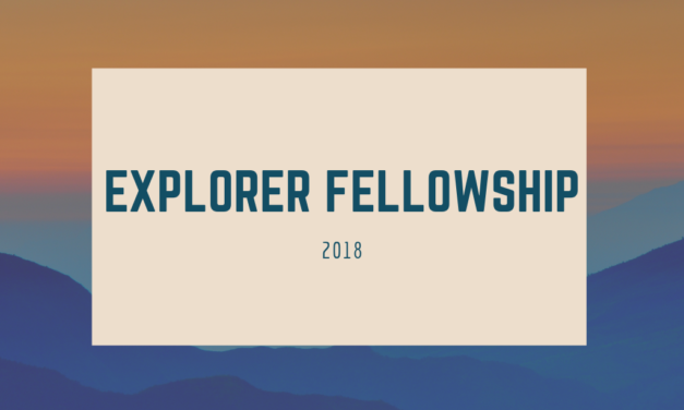 Explorer Fellowship