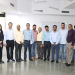 IITGN conducted workshop for Dye & Chemical industries in Gujarat