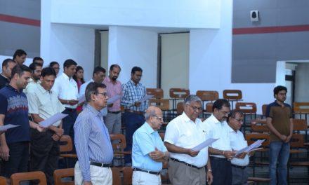 IITGN marks Vigilance Awareness Week with various activities