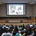 A two-day symposium on 'Frontier Problems in Physics'