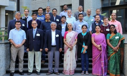 Leading academicians discuss ways to further academic excellence at IITGN
