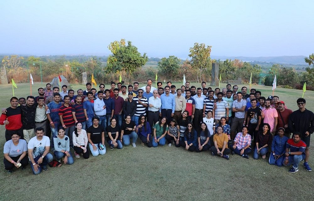 IITGN staff bonded over 'Leaps and Bounds'