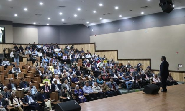 84th AGM of the Indian National Science Academy held at IITGN