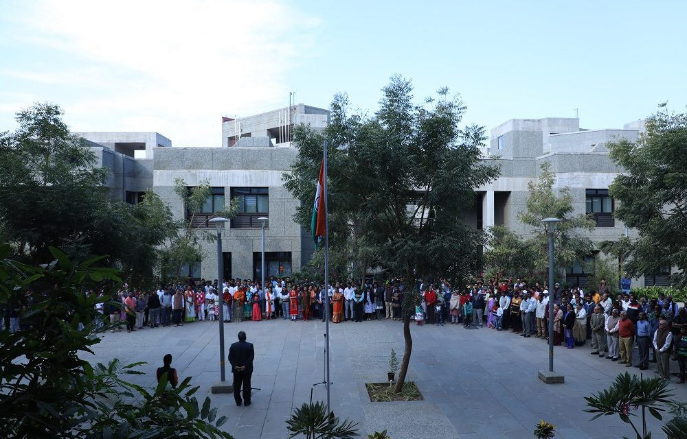 An unconventional Republic Day at IITGN