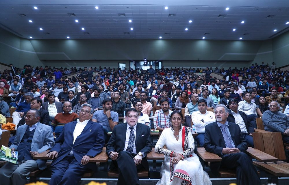 Dr Kiran C Patel Centre for Sustainable Development inaugurated