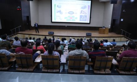 First decennial lecture on future technologies held at IITGN