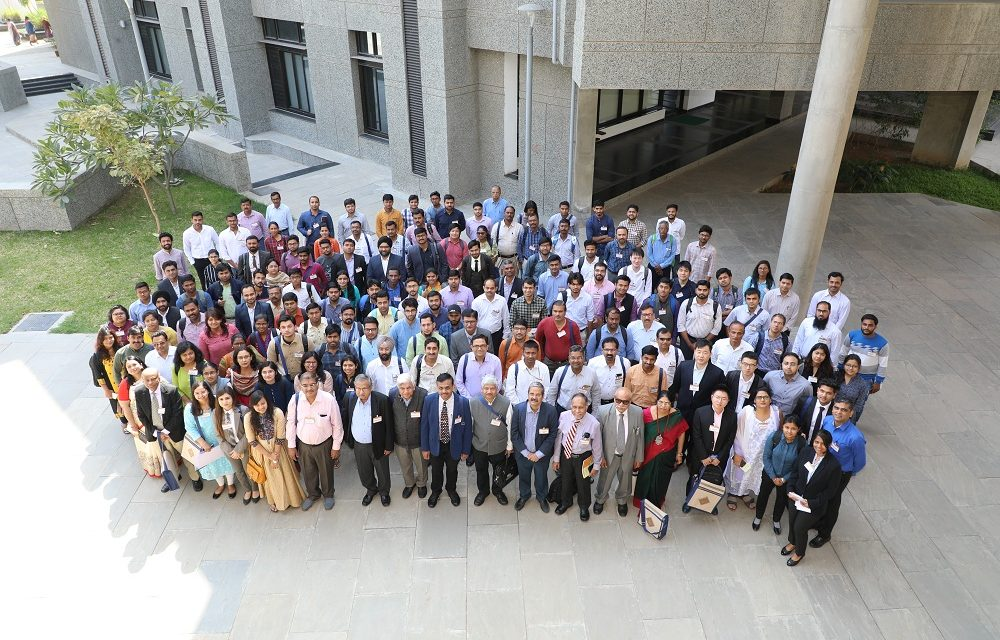200 delegates attend international symposium of IACMAG at IITGN