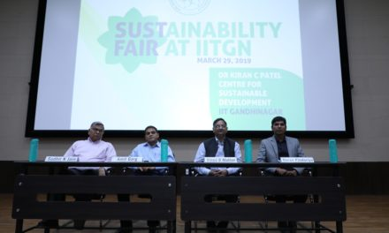 Environment and conservation take centrestage at first-ever Sustainability Fair at IITGN